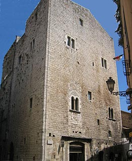 Gottfried Palace tower