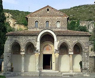 Church of Saint Angelo in Formis at Capua