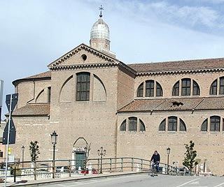 Catehdral in Chioggia