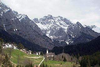 Culino, mountains of Friuli
