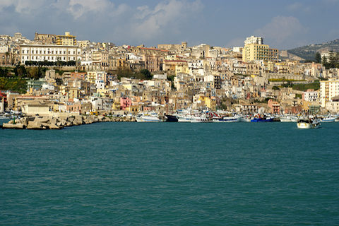 Sciacca harbour
