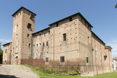 Visconteo Castle