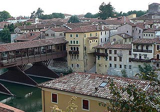 Bridge in Bassano