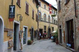 photo of Castellina in Chianti