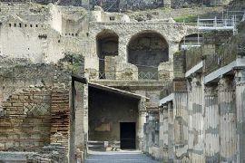 photo of Herculaneum