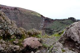 photo of Mount Vesuvius