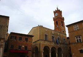 photo of Pienza