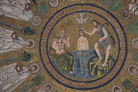 photo of Ravenna Arian Baptistery