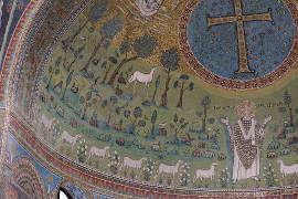 photo of Basilica of Sant'Apollinare in Classe in Ravenna