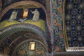 photo of Ravenna Mausoleum of Galla Placidia