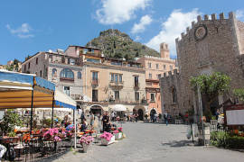 photo of Taormina