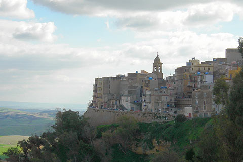 Photo of Butera (Sicily region)