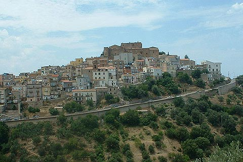 Photo of Caronia (Sicily region)