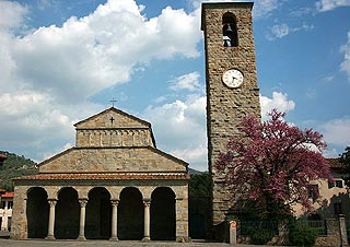 Church of Saint Peter near Cascia