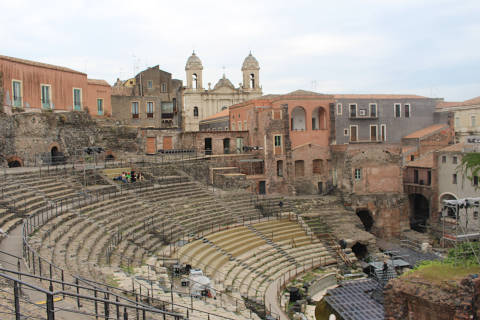 Photo of Ancient Theater in Catania