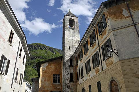 Photo of Chiavenna (Lombardy region)