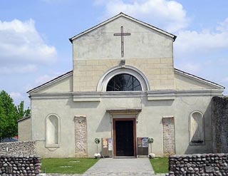 Church of Saint Donata in Citta della pieve
