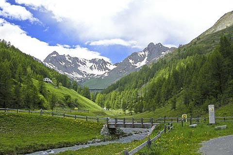 Photo of Great Saint Bernard Pass (Aosta valley region)