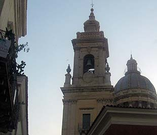 Church in Comiso