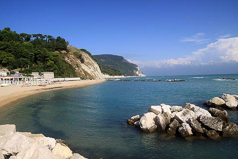 Photo of Conero peninsula (Marche region)