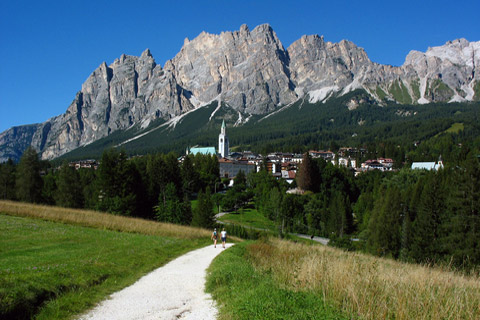 Photo de Cortina d'Ampezzo (Venice-Veneto region)