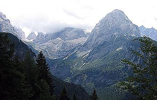 the Brenta valley