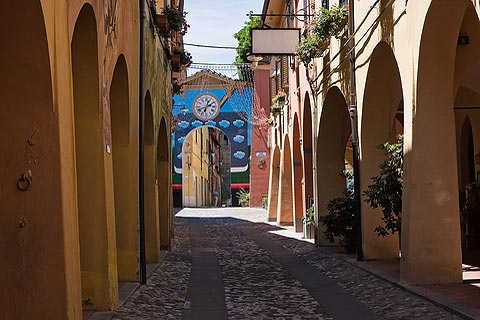 Photo de Dozza (Emilia-Romagna region)