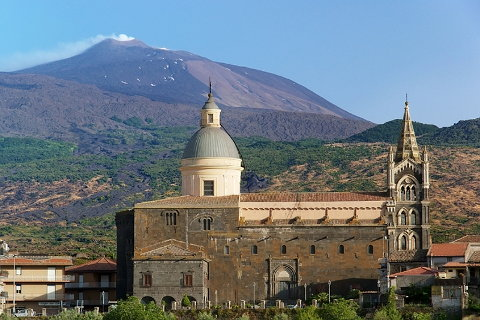 Photo of Mount Etna