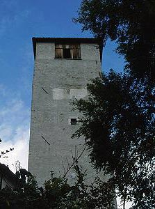 Tower in the old town