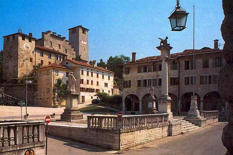 Photo of Feltre (Venice-Veneto region)