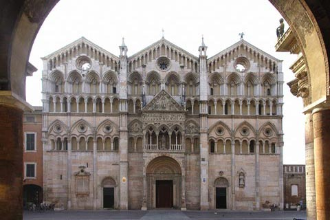 Photo of Ferrara (Emilia-Romagna region)