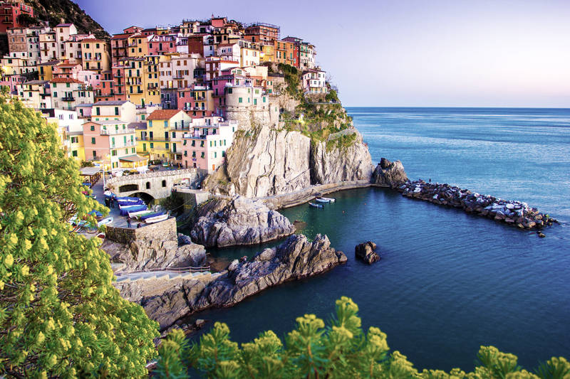 Photo de Manarola (Liguria region)