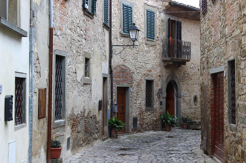 Photo de Montefioralle (Tuscany region)
