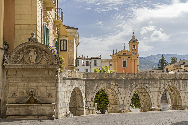 Photo de Abruzzes (Abruzzo region)