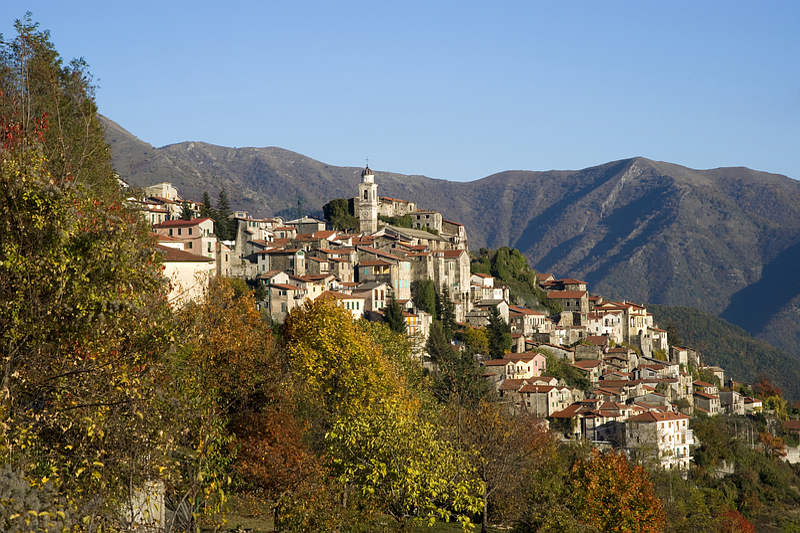 Photo de Triora (Liguria region)