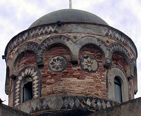 Dome on Church San Giovanni in Gaeta