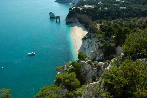 Photo of Gargano (Puglia region)