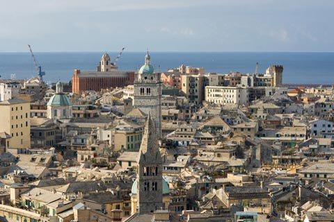 Photo of Genoa (Liguria region)