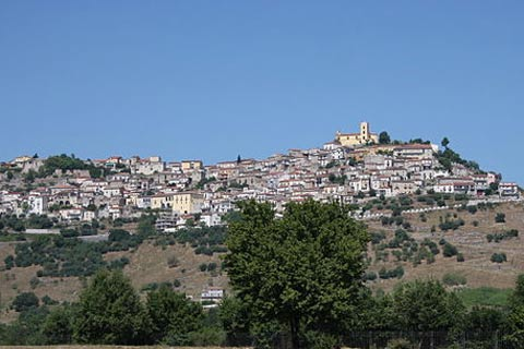 Photo of Grumento Nova (Basilicata region)