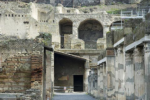 Photo de Herculanum (Campania region)