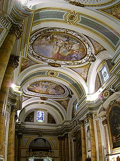 Church in Lanciano, Abruzzo