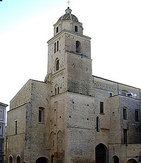 Church of san Francesco in Lanciano