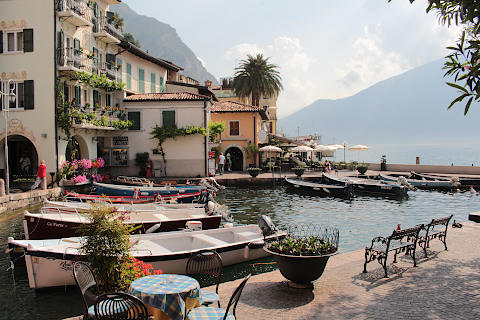 Photo of Limone sul Garda in Lake Garda (Lombardy region)