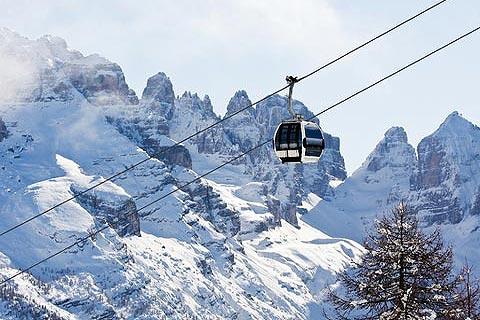 Madonna di Campiglio Italy visit the impressive Italian ski resort
