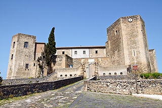castle in Melfi