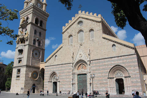 Photo of Messina cathedral