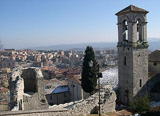 Visit Molise Italy travel guide and places to visit