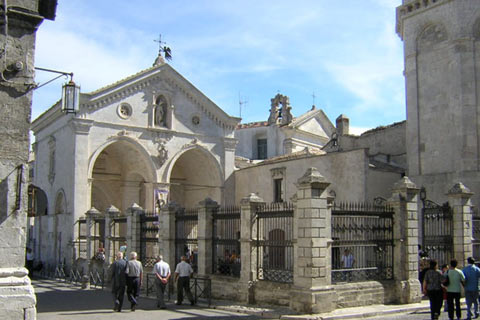 Photo of Monte Sant'Angelo (Puglia region)