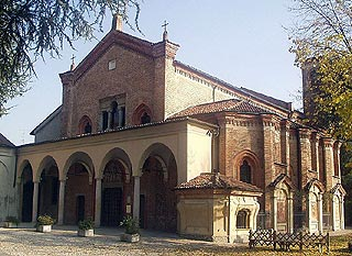 Church of Santa Maria in Monza