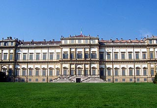 Royal Villa in Monza